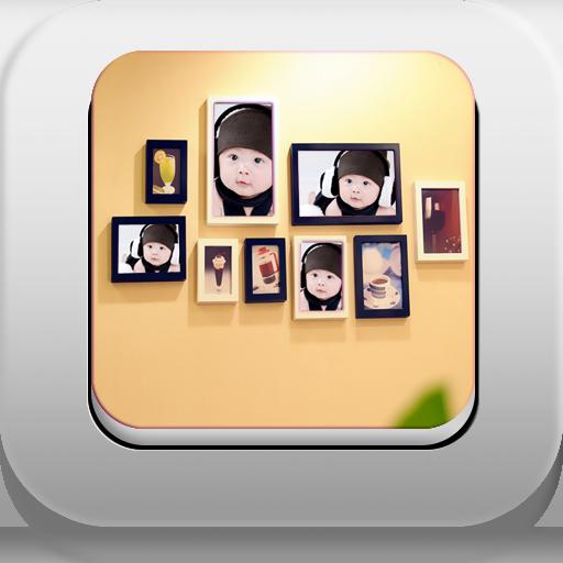 照片牆相框 攝影 App LOGO-APP試玩