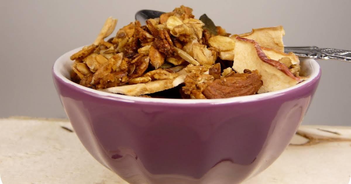 Homemade Granola without Honey Recipes | Yummly