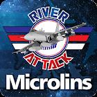 Microlins - River Attack 1.0 icon