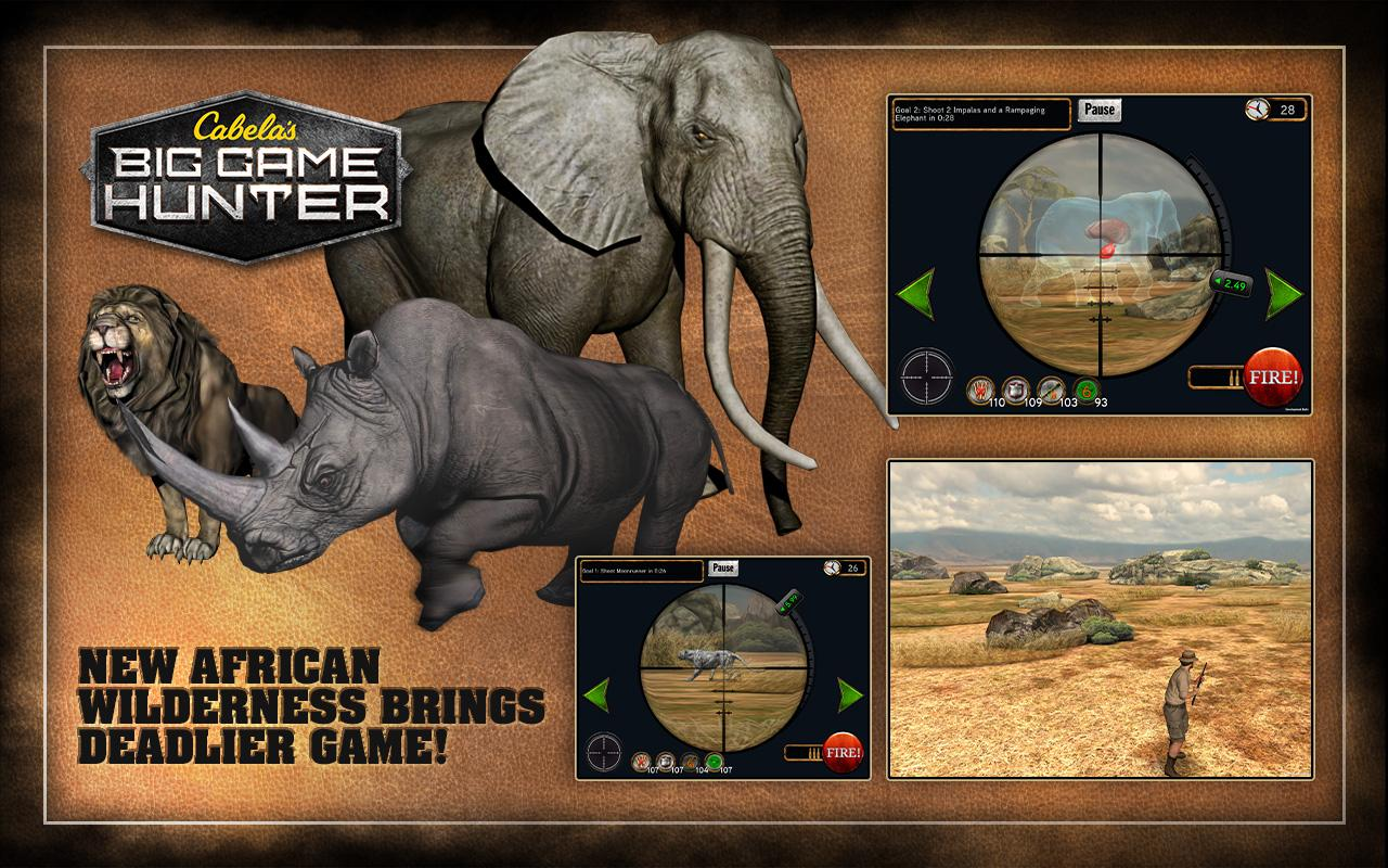 hunting games images - usseek.com