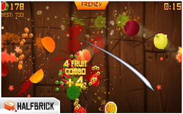 Fruit Ninja Screenshot 18