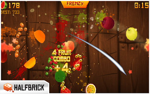 Fruit Ninja - screenshot thumbnail