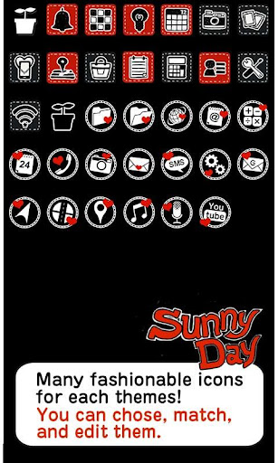 Cute Wallpaper Happy Sunday 1.2 Windows u7528 4