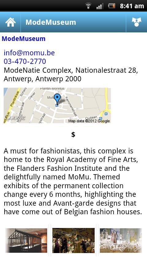 Bump! Antwerp- screenshot