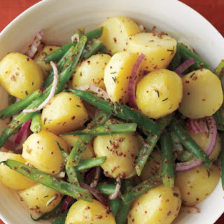 Potato and Green Bean Salad.