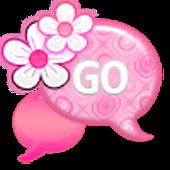 GO SMS - Sweetie Pie
