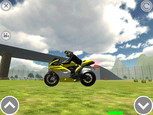 Amazing Bike Racing Simulator