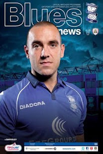 BCFC Official Programmes - screenshot thumbnail