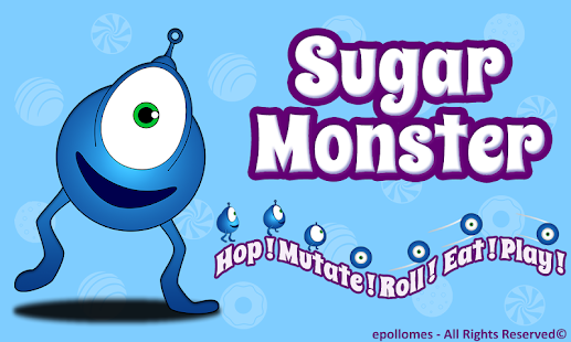 Sugar Monster - Hop Eat n Play - screenshot thumbnail