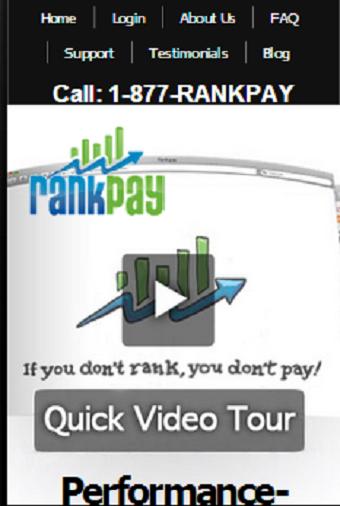 RankPay SEO Service