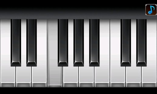 Cool Piano- screenshot thumbnail