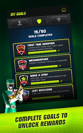 Power Rangers Dino Charge Scan 1.4.6 screenshot 446418