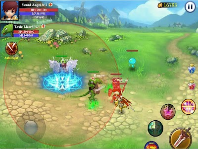 Heroes Of War:Sword Legend v1.2.1