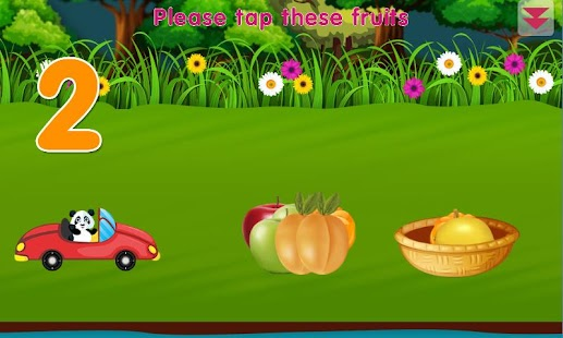 Panda Preschool Adventures screenshot