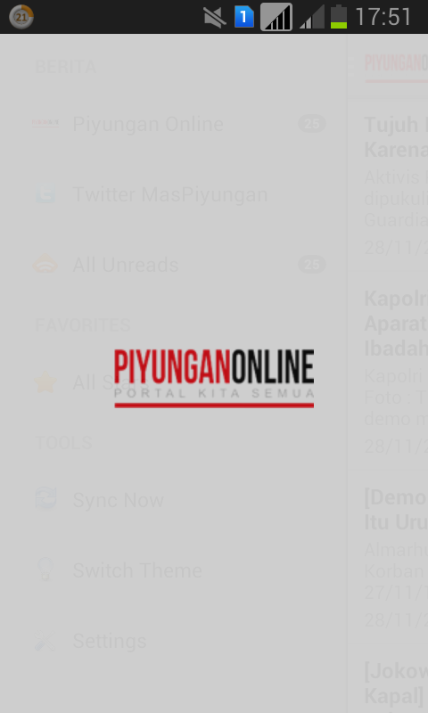 Portal Piyungan - Android Apps on Google Play