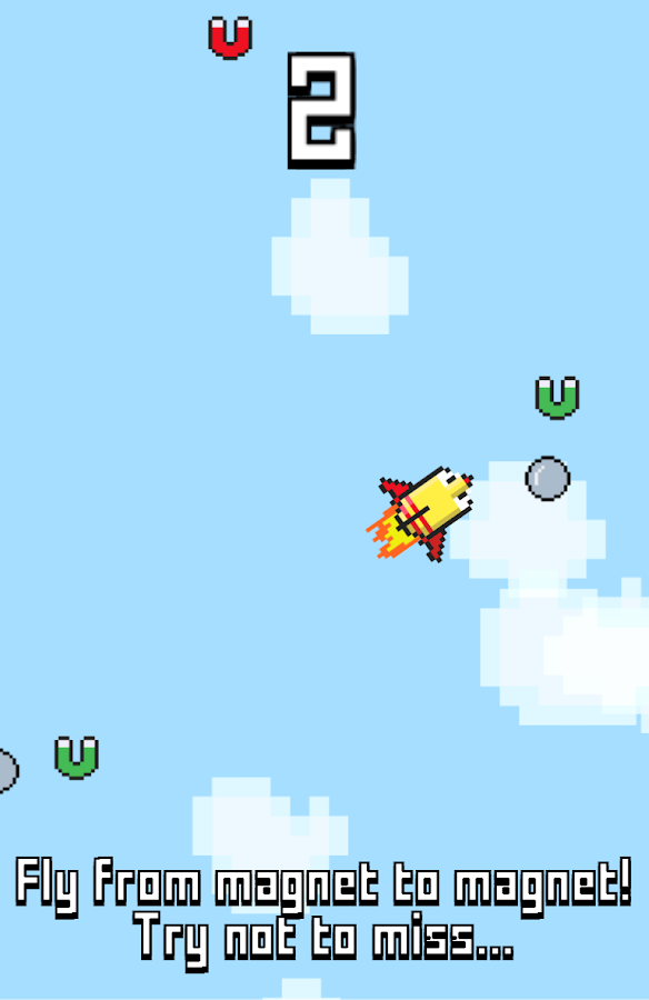 Melody Rocket- screenshot
