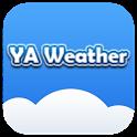 YA Weather icon