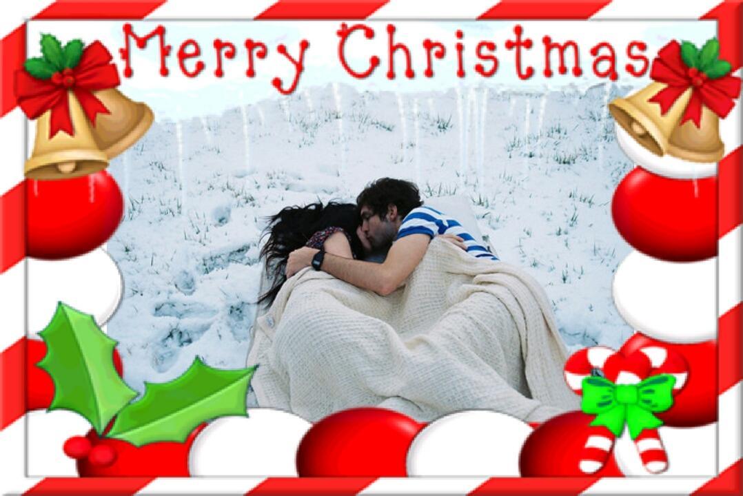 insta christmas photo frames screenshot