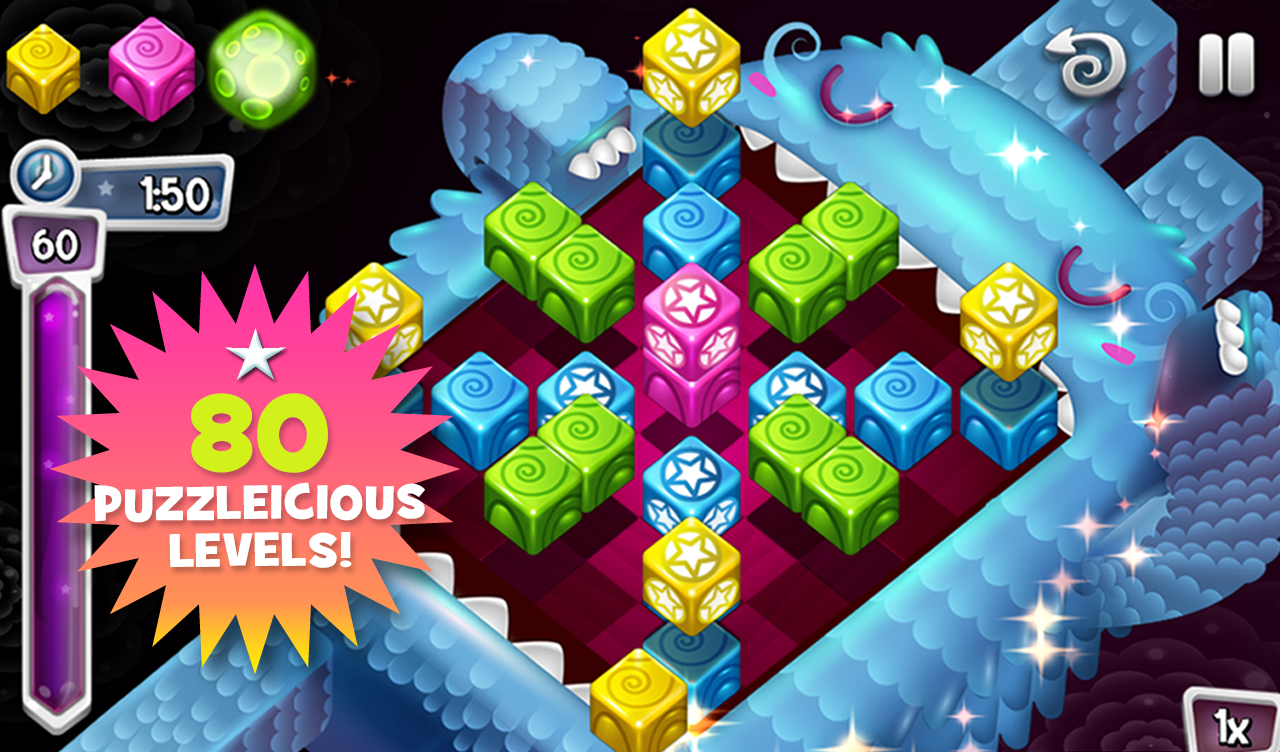 Cubis® - Addictive Puzzler!- screenshot