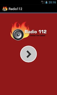 Radio 112 – Miniaturansicht des Screenshots