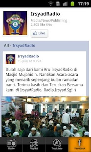 Irsyad Radio- screenshot thumbnail
