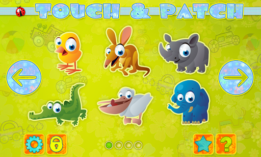 Touch and Patch Free Puzzle  screenshots 7