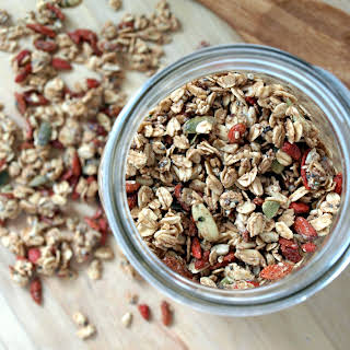 Seeds & Goji Berry Granola.