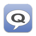 QuickSMS Widget logo
