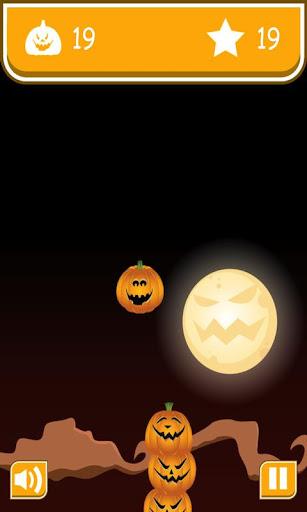 Halloween Pumpkin Stacker