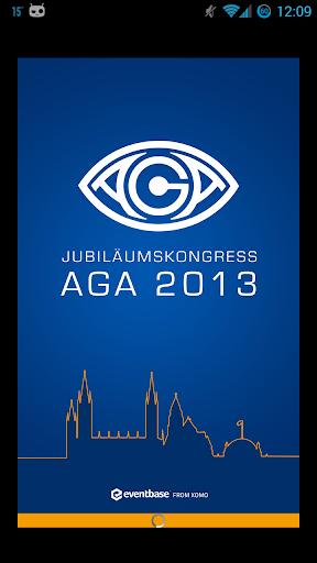 AGA Kongress 2013