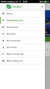 MUC Connect - Your Munich App - screenshot thumbnail