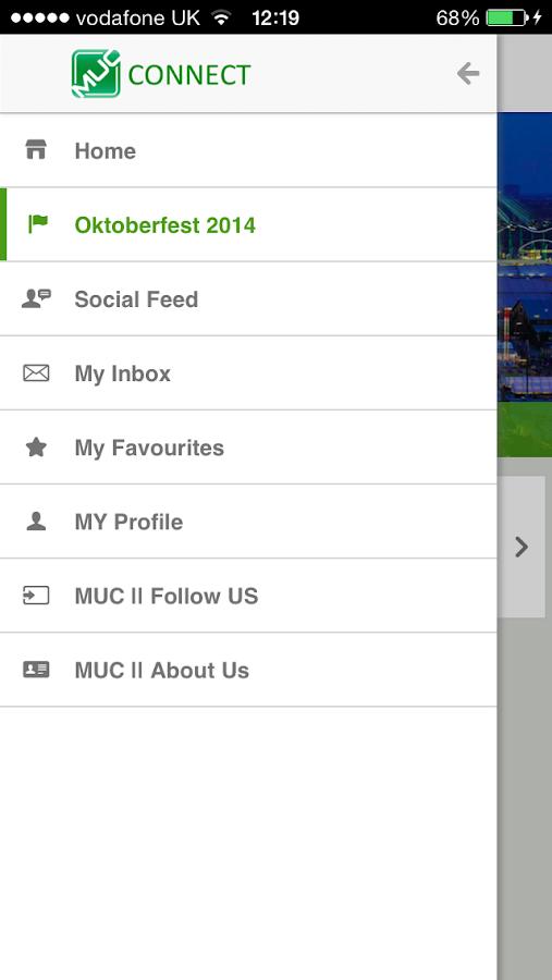 MUC Connect - Your Munich App - screenshot
