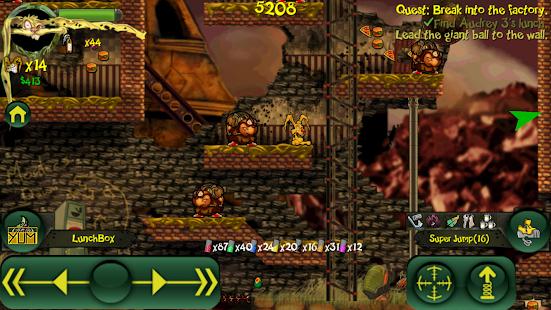 Toxic Bunny HD Screenshot 5
