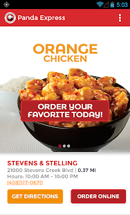 Panda Express Chinese Kitchen- screenshot thumbnail