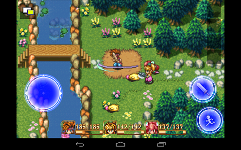 Secret of Mana: miniatura de captura de pantalla