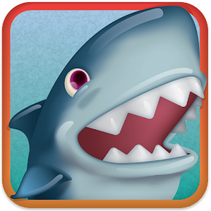 Shark Adventure Icon