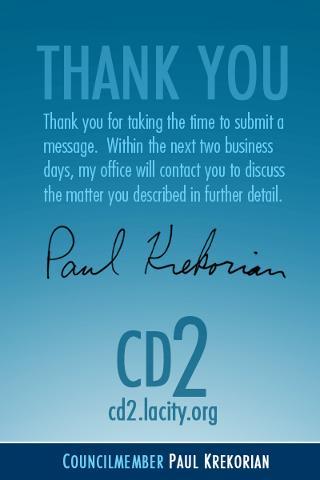 Krekorian CD2 - screenshot