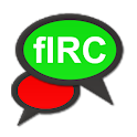 fIRC chat (old version) logo