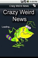 Screenshot of Crazy Weird News