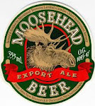 Logo for Moosehead Breweries