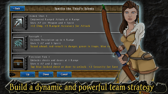 Heroes of Steel RPG Screenshot 22
