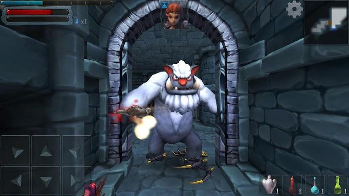 Dungeon Hero RPG - screenshot