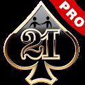 BlackJack 21 Pro Live logo