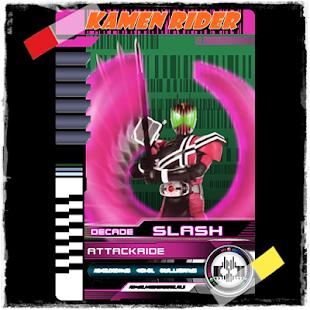 玩娛樂App|Kamen Rider Decade Soundboard免費|APP試玩