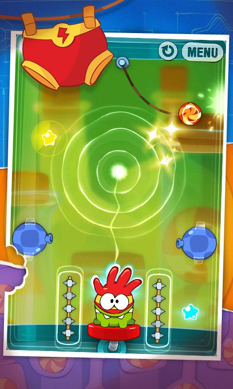 Cut the Rope: Experiments FREE Screenshot 2