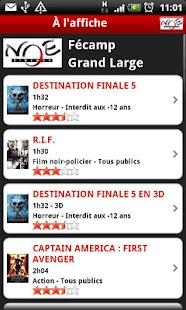 NOE Cinémas- screenshot thumbnail