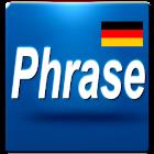 Phrase: Learn German icon