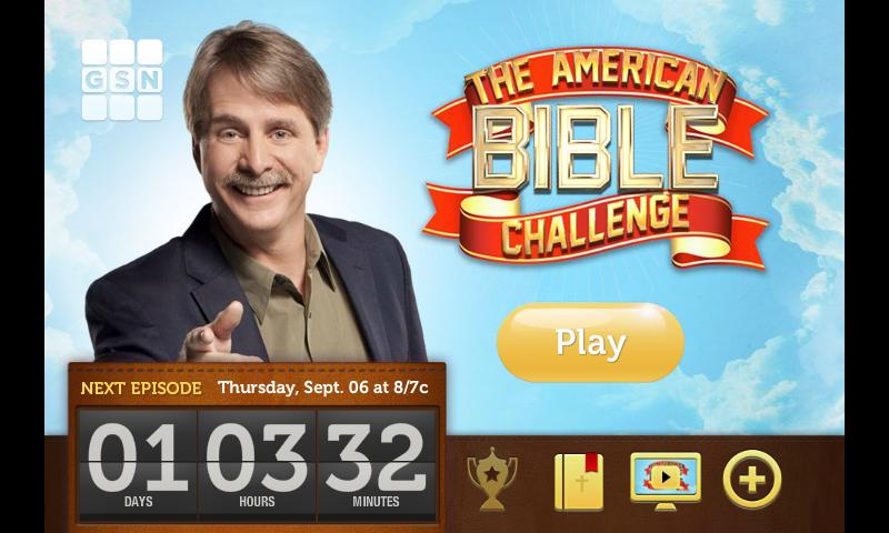 The American Bible Challenge - screenshot