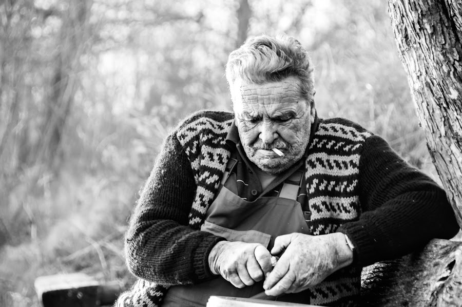 Rest by JP_ Freelance - Black & White Portraits & People ( balck&white )