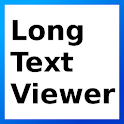 Long Text Viewer logo